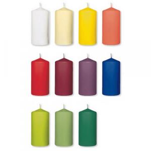 "DUNI sveće ""Pillar"" 10x5cm"