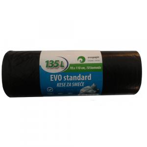 EVO STANDARD džakovi za otpad 135l