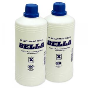 HG Bella izbeljivač rublja 1l