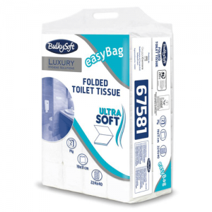 Složivi toalet papir BULKYSOFT V-224