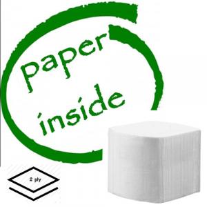 Složivi toalet papir EVOSOFT V-200