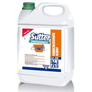 Sutter SF 200 Disincrostante Acido 5l – Odstranjivač kamenca