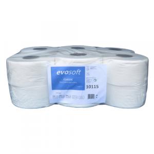 Toaletna rolna EVOSOFT Jumbo Mini 115m